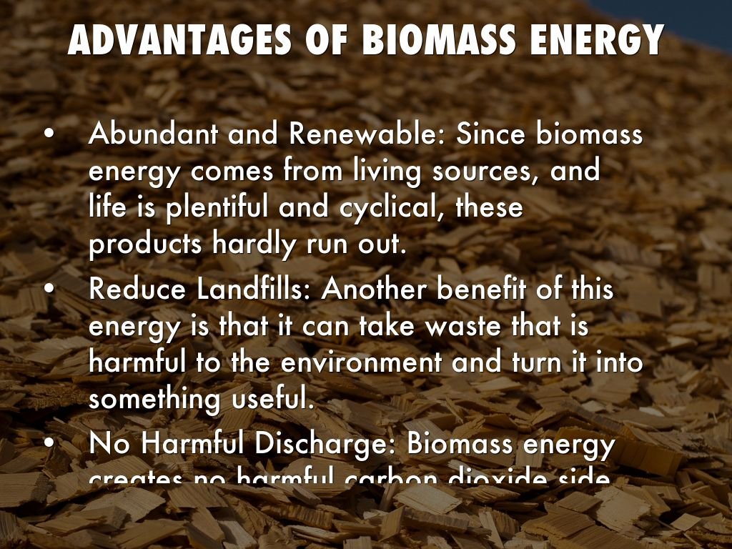 Biomass Energy By Seini Hau How Electricity Generation From Works 4