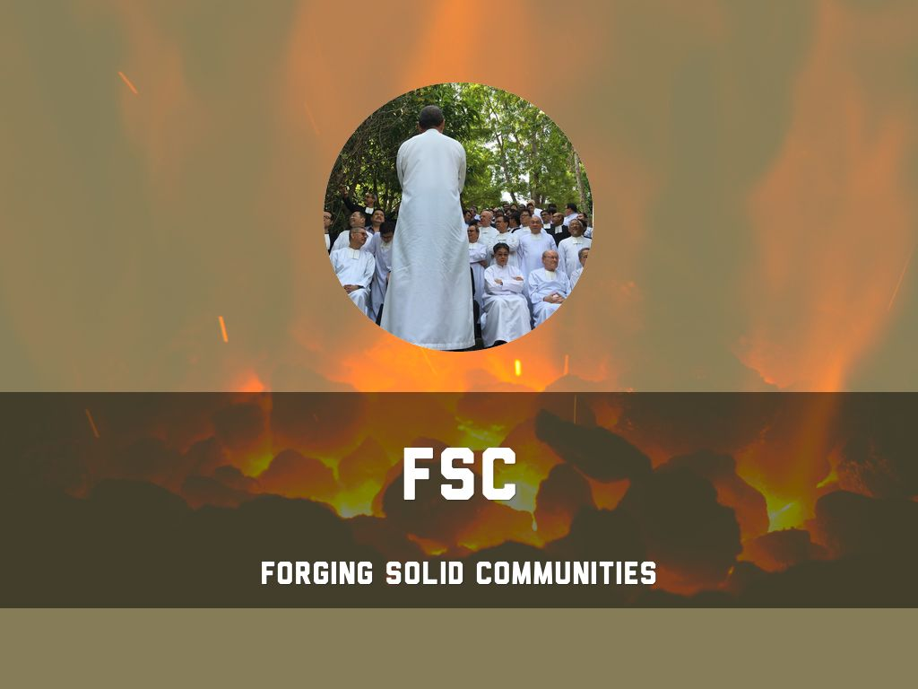 Forging Solid Communities