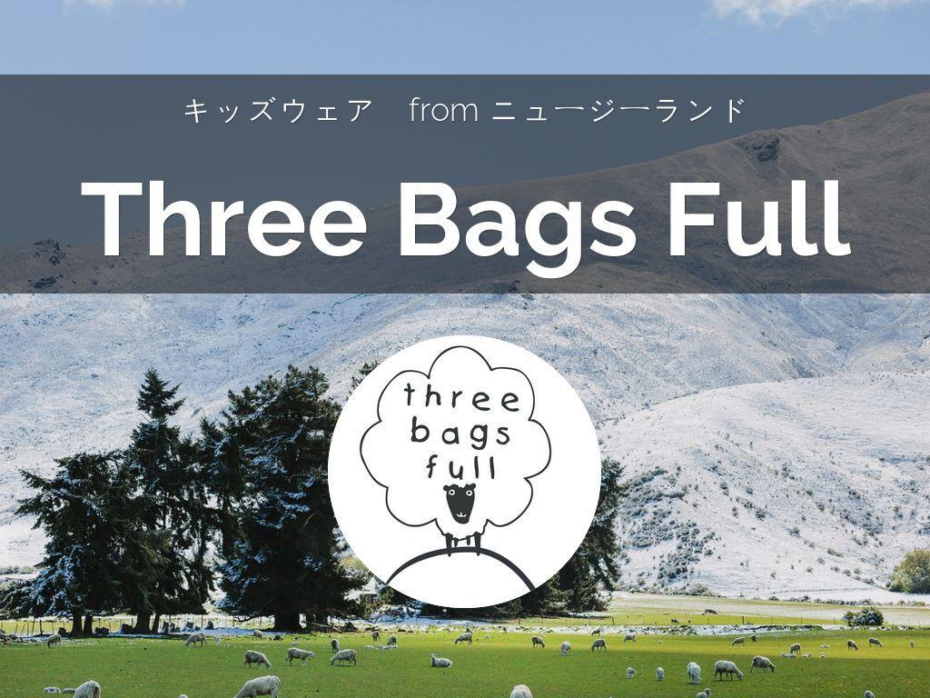 Original Three Bags Full