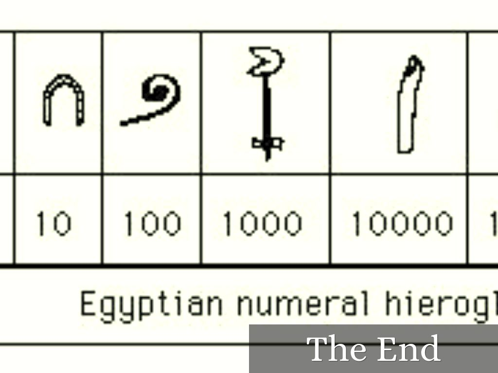 essays egyptian numeration system Egyptian math this essay egyptian math and other 63,000+ term papers, college essay examples and free essays are available now on reviewessayscom autor: reviewessays • october 28, 2010 • essay • 1,053 words (5 pages) • 770 views.