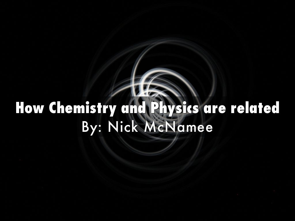 why is chemistry important in everyday life