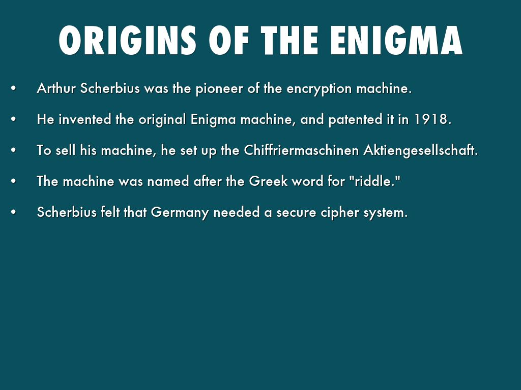 the enigma machine by michaelmatirko origins of the enigma