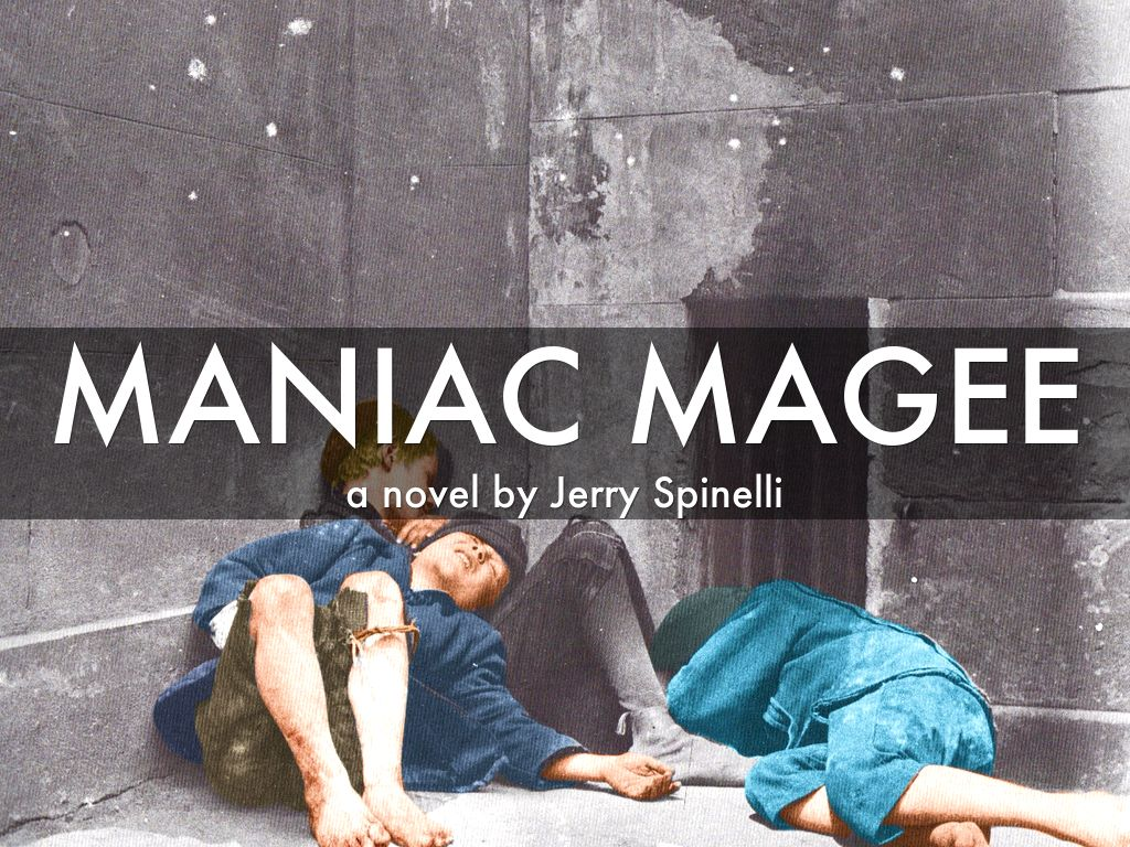 maniac magee by maggieclaire416
