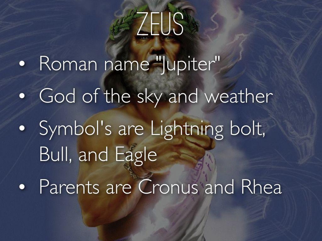 Greek gods by connor mccaffrey zeus biocorpaavc Images