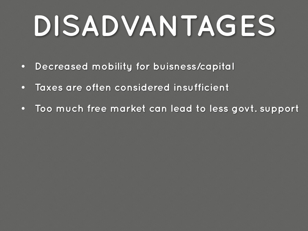 advantages and disadvantages of mixed economy Advantages there is no  indonesia is examples of mixed economies mixed economy attempts to overcome the disadvantages of a market economic system by.