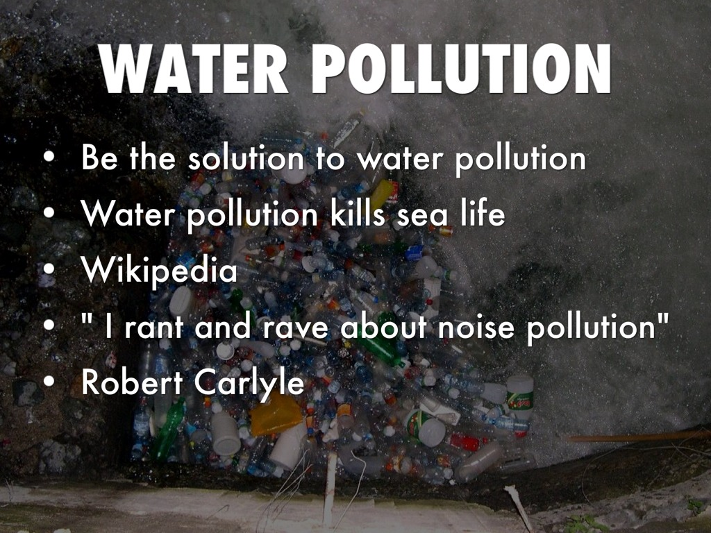 water pollution and solutions essay Important things you should include in your water pollution essay writing an essay about water pollution is a cinch, especially if you've been reading a lot about the subject water pollution is a usual topic in high school and college essays, primarily because it is timely and relevant.