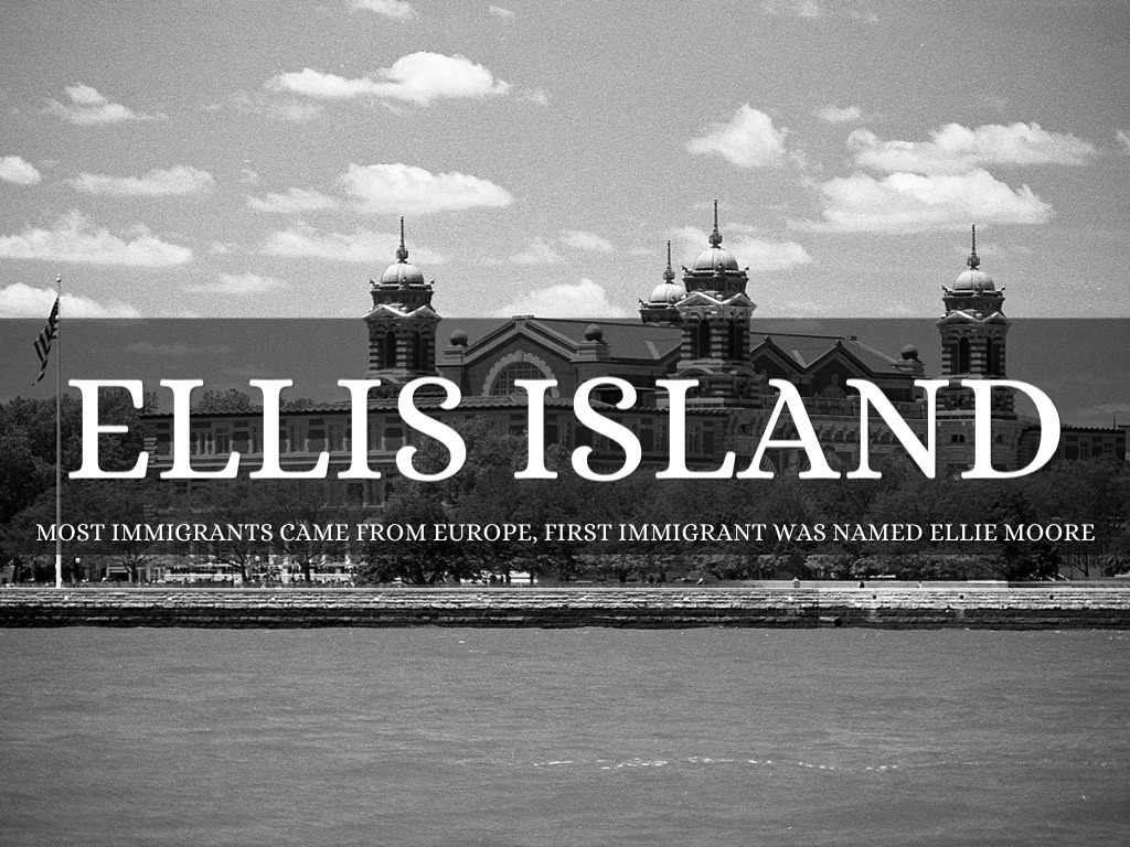an analysis of ellis island immigrants