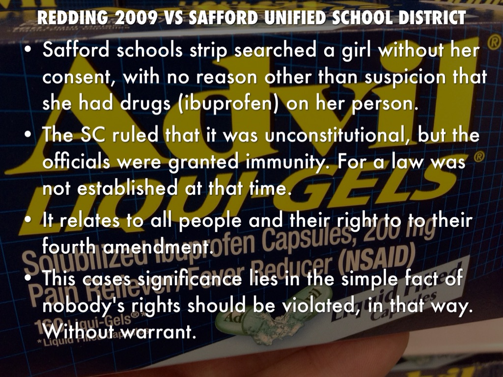 safford unified school district 1 v