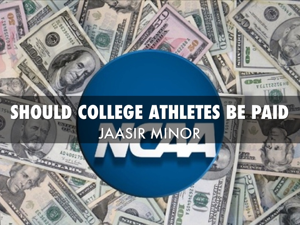 should college athletes be paid Over the years there have been continuing, sporadic calls for college athletes to be paid in return for what they do to generate money for their colleges.