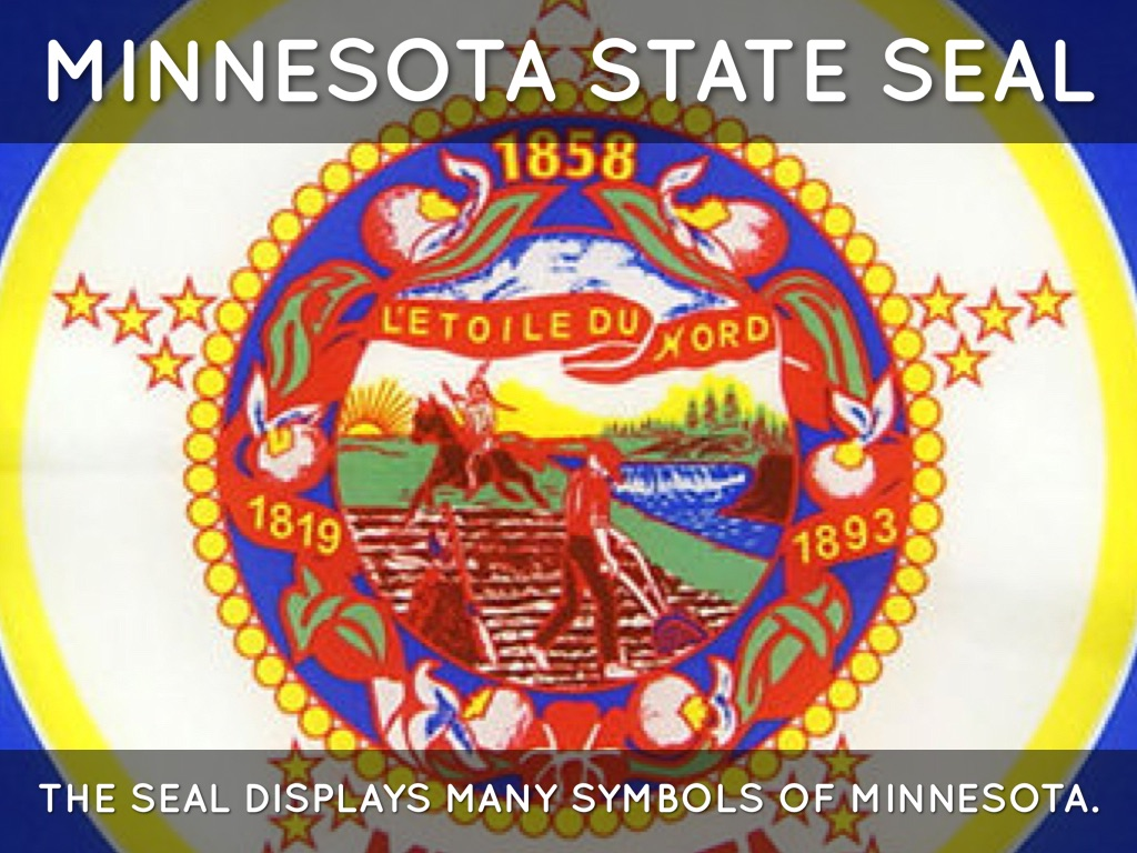 Minnesota State Symbols By Haley Muenchow