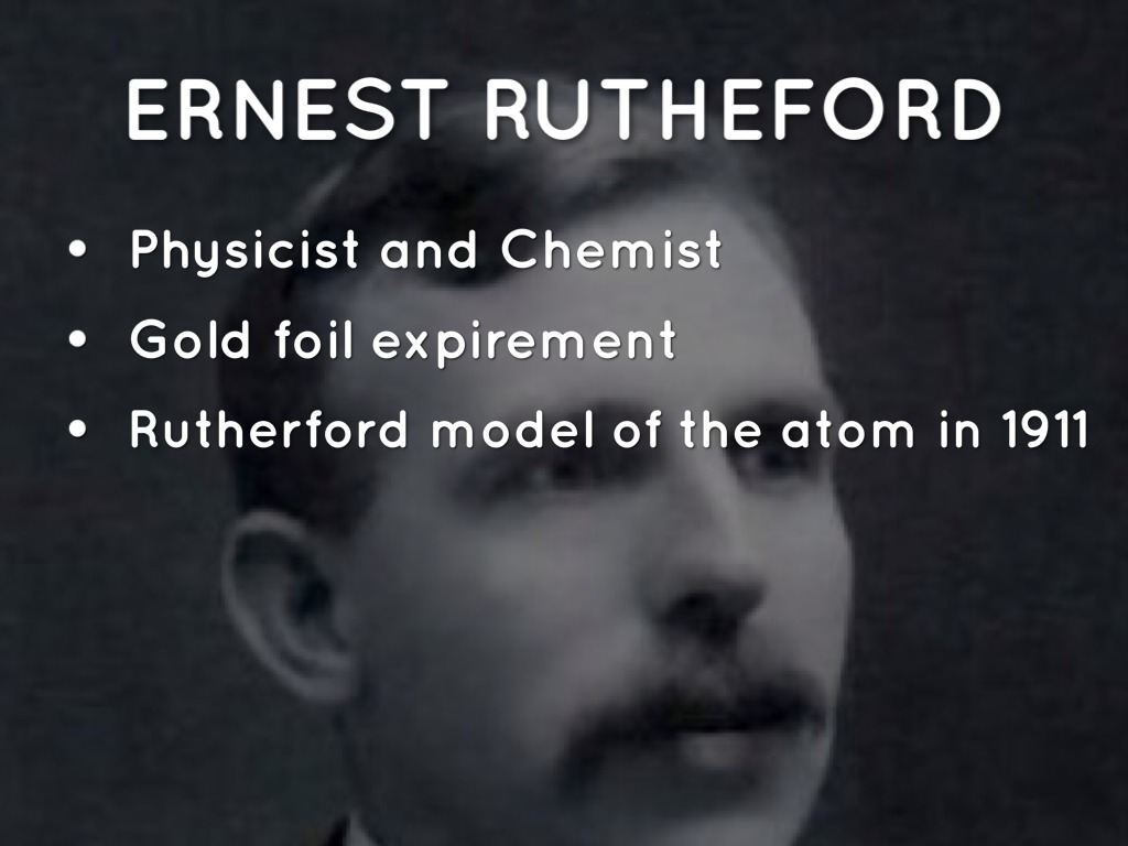 the early education life and atomic model of rutherford The models of the atom all life, whether in the form of trees, whales,  rutherford atomic model has been alternatively called the nuclear atom,.
