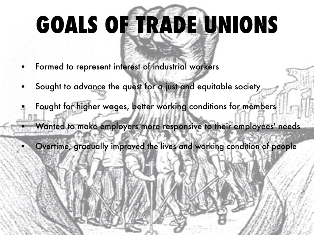 trade unions and the industrial revolution