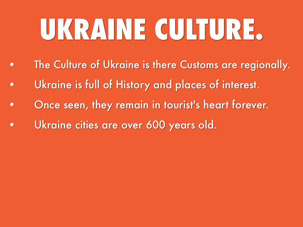 an analysis of the culture of ukraine Russia vs ukraine: a clash of brothers  what is striking about ukraine and russia are the cultural similarities analysis stormy daniels is proving to be a.