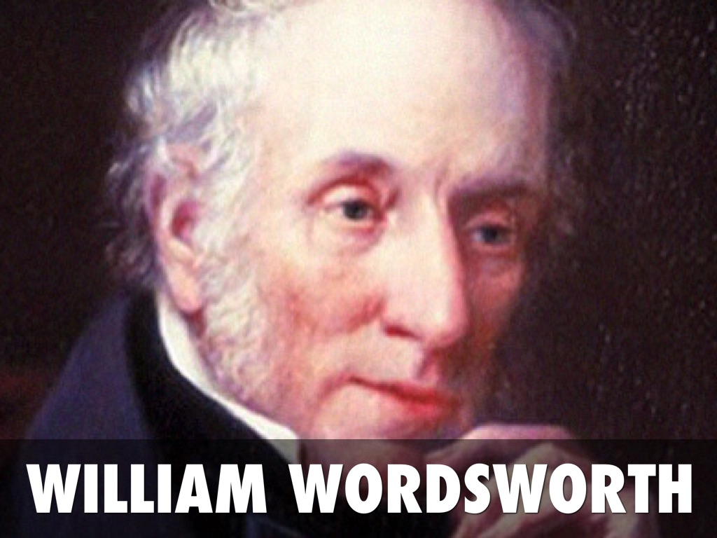 william wordsworths way of explaining his past In what way does this passage relate to wordworth's journey into reclusion does a communion with nature and the recollection of past william wordsworth's.