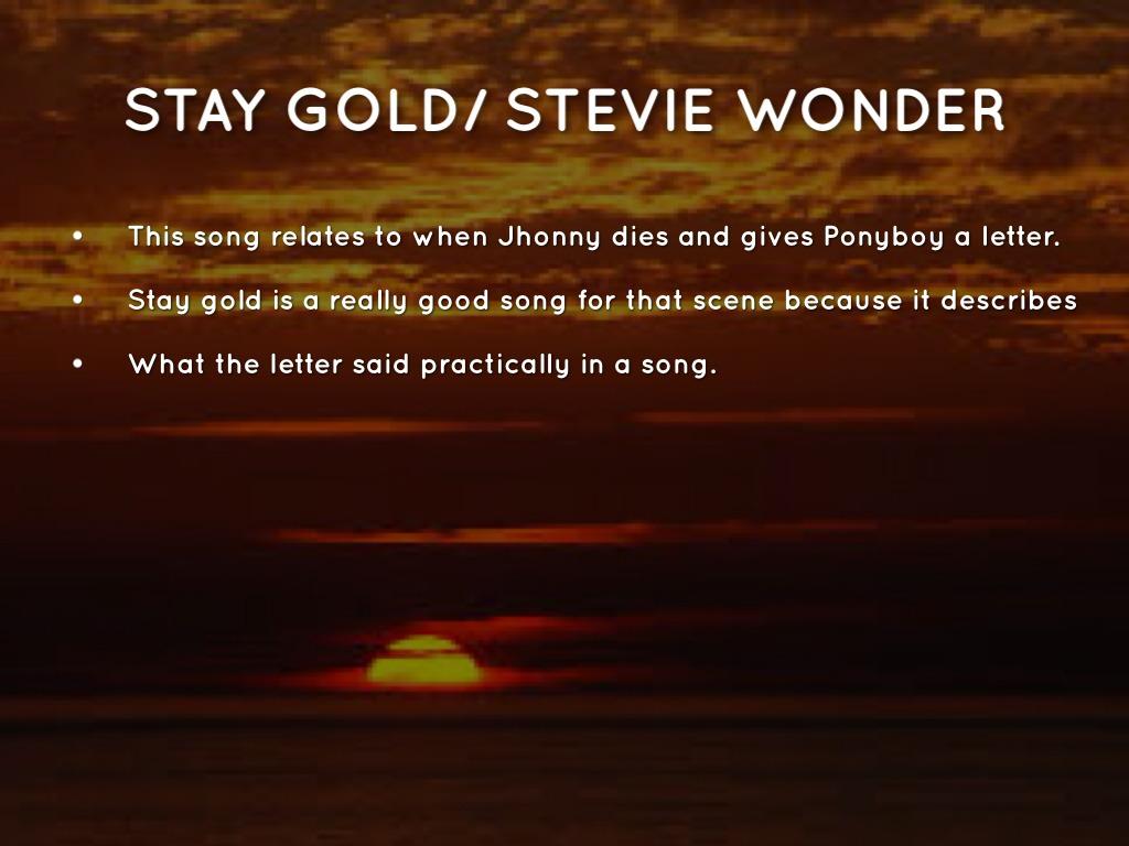 The Outsiders Playlist By Jennifer Rocha Stay golden, ponyboy by a wolf. the outsiders playlist by jennifer rocha