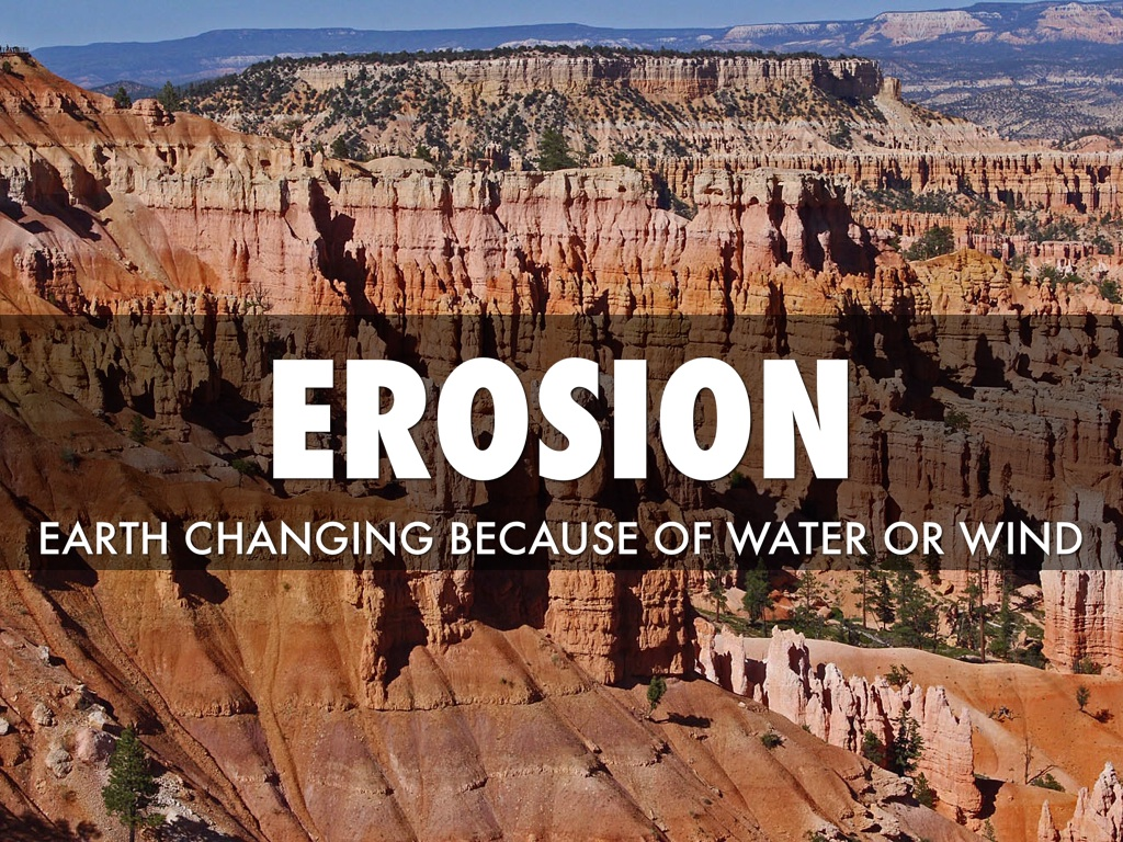 earth is changing