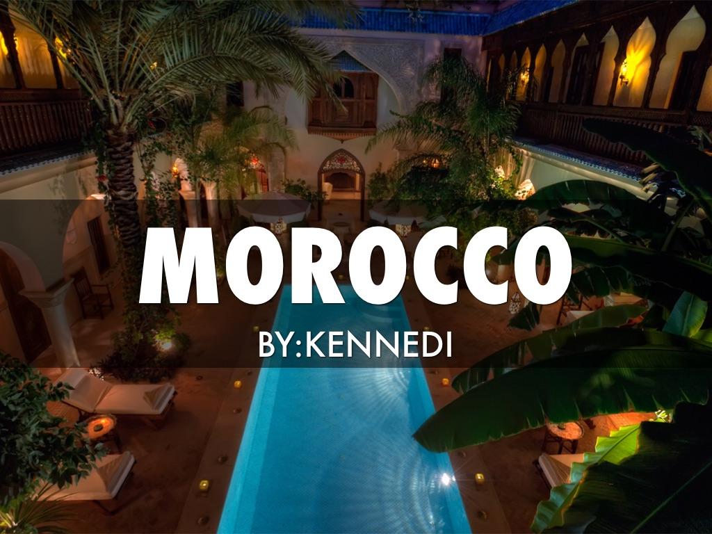 moroccan/kennedi