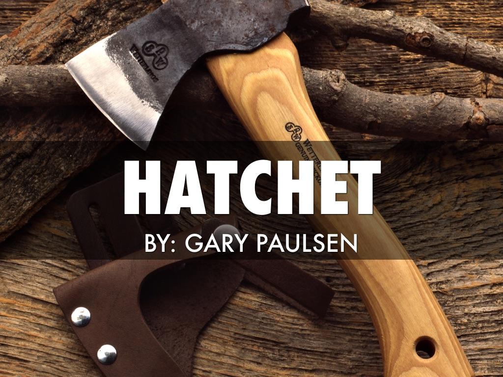 hatchet by harleen
