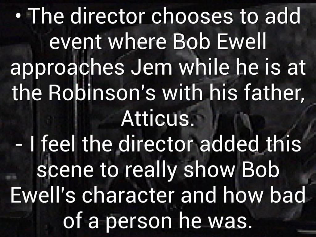 bob ewell character description
