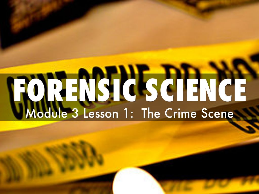 forensic science module 2 6 Module 2 of the unified state laboratory will feature modern safety and  engineering features for the deptartment of health and the state crime  laboratory.