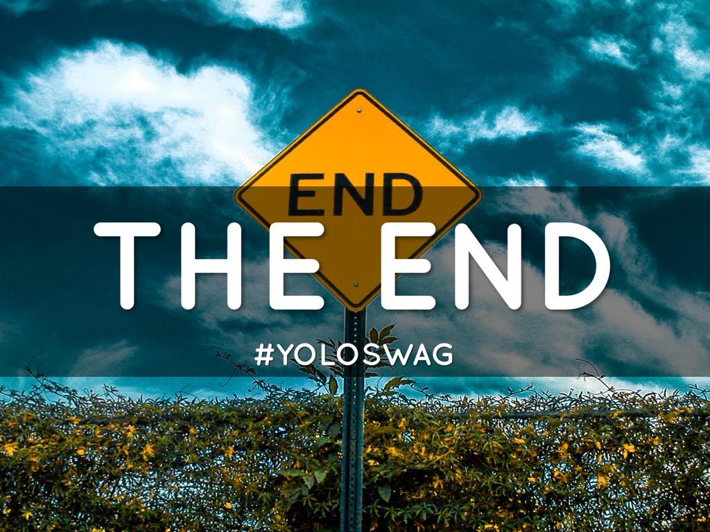 yoloswag essay