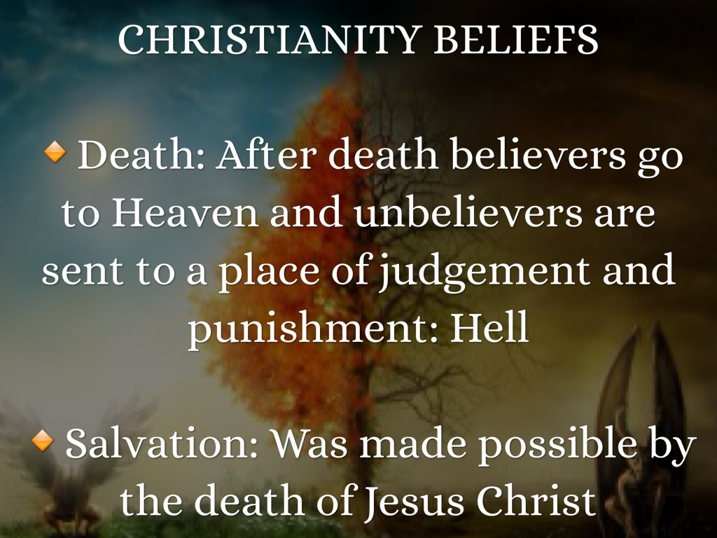 death and belief