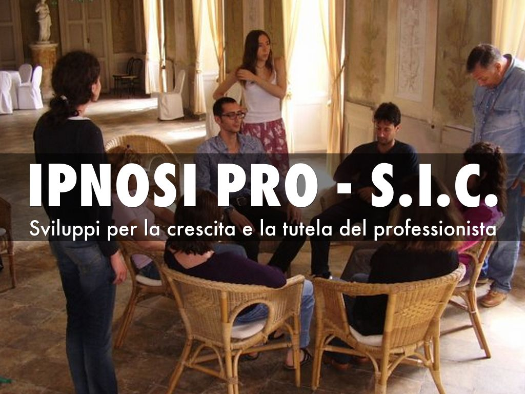 Ipnosi Pro - S.I.C.
