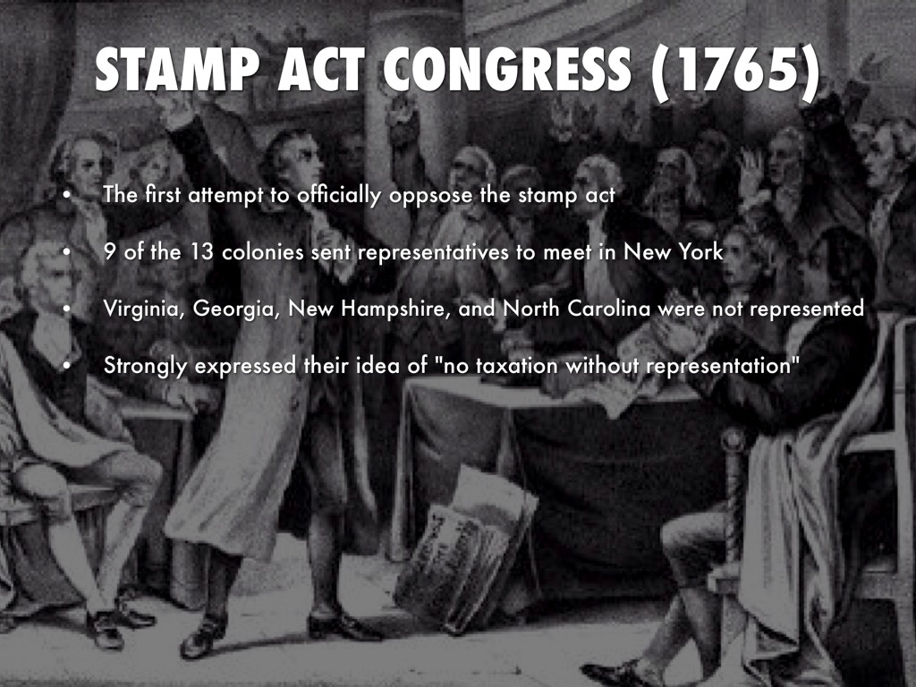 Stamp act symbol