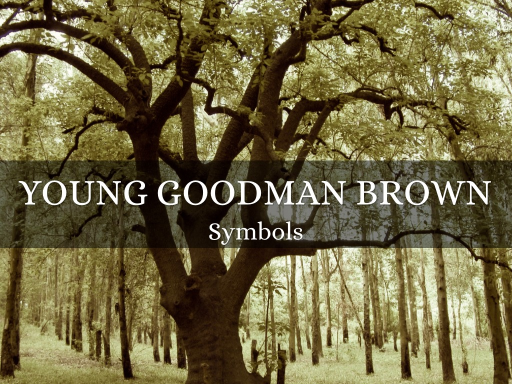 young goodman brown anmol katie and brad by katie nance young goodman brown symbols