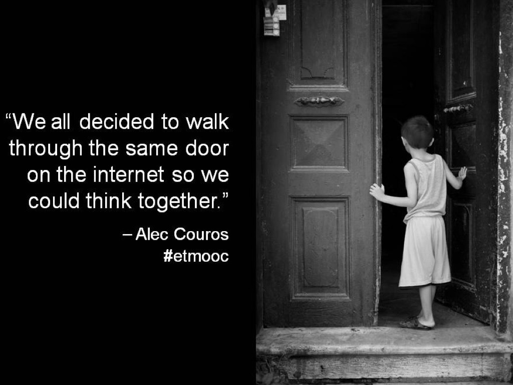 From Education to Advocacy: Thank You #ETMOOC