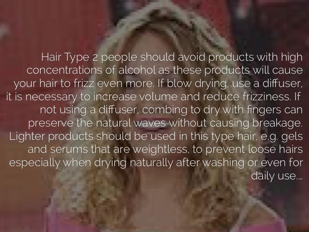 Daily Washing Type B Fine Natural Hair