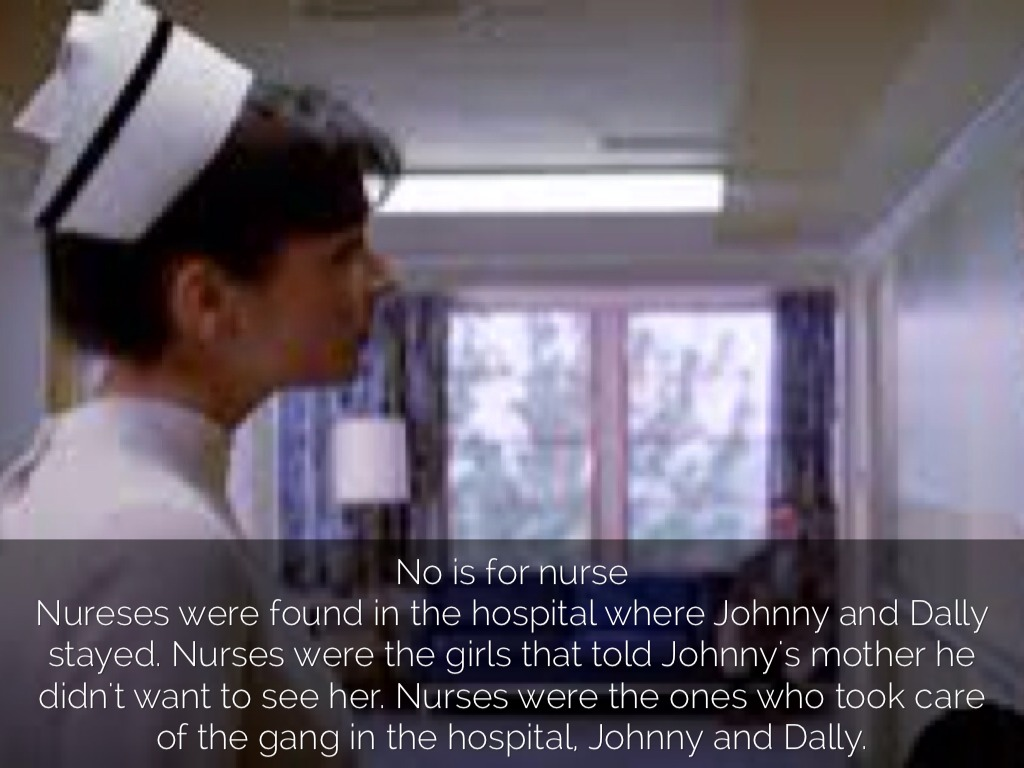 Johnny The Outsiders Hospital