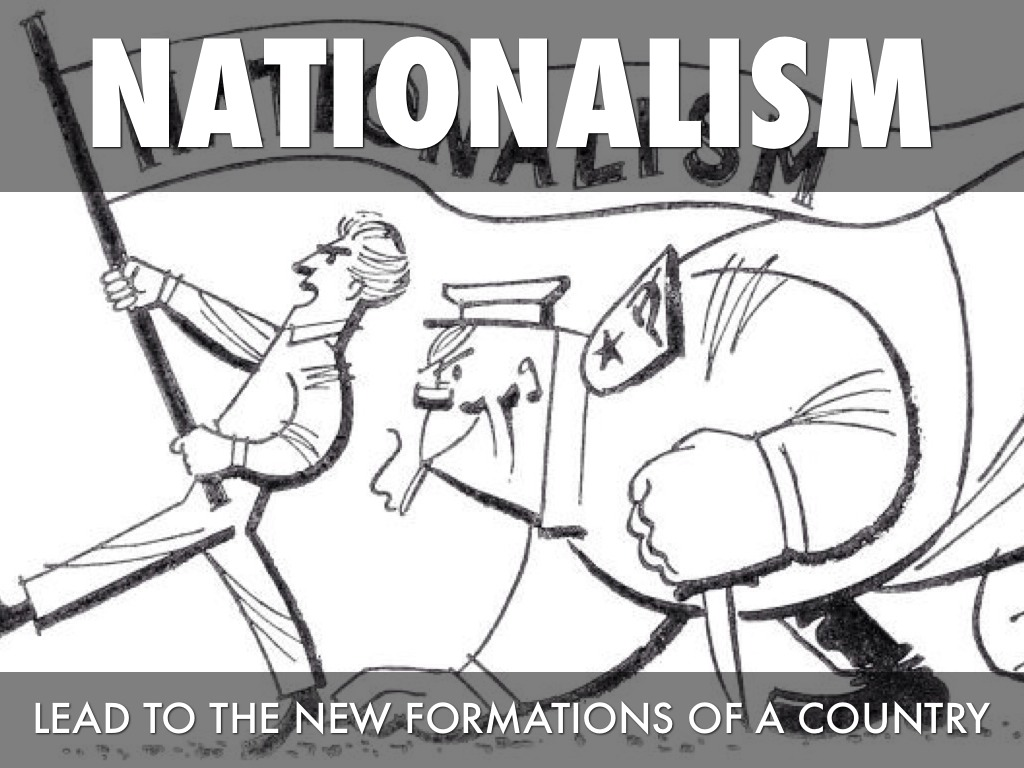 what was nationalism in ww1