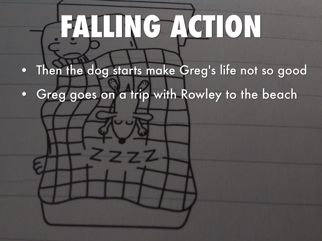 Diary Of A Wimpy Kid Falling Action