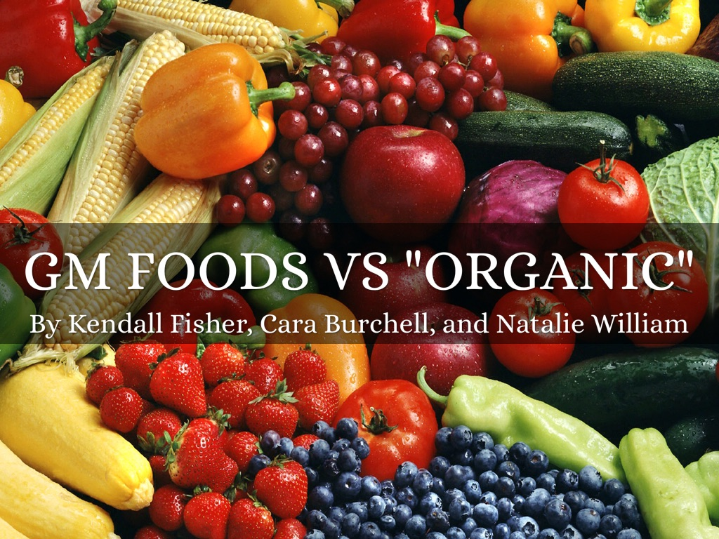 organic food vs genetically modified food A ballot measure to require labeling of foods that contain genetically modified ingredients is putting organic brands like kashi, owned by kellogg, at odds with their owners.