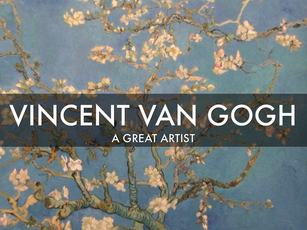 the early education of vincent van gogh Vincent van gogh: later years a brief understanding of van gogh's later years in 1881, at the age of 27, vincent moved back in with his parents after completing nine months of further education in brussels.