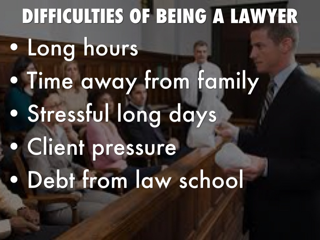Lawyers by Josh Barzowski
