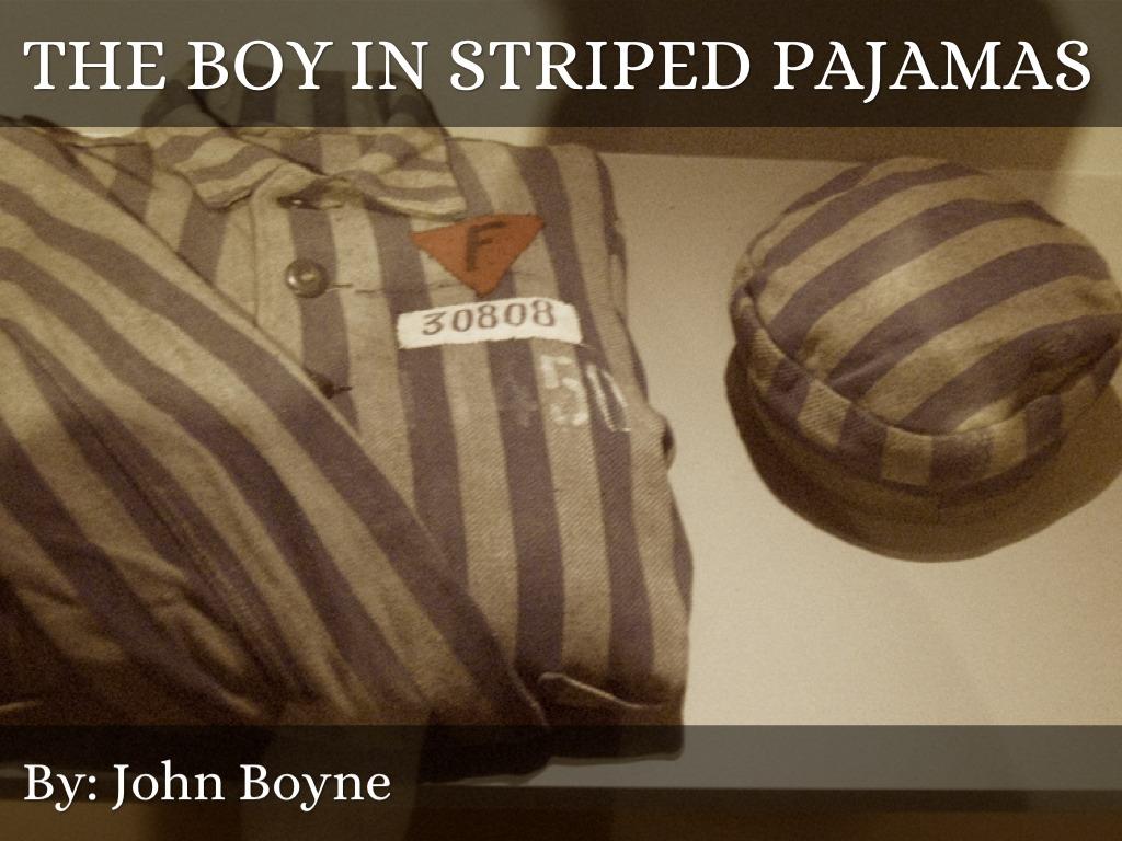 the boy in striped pyjamas essay