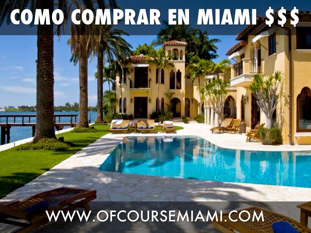 Купить квартиру в майами на берегу
