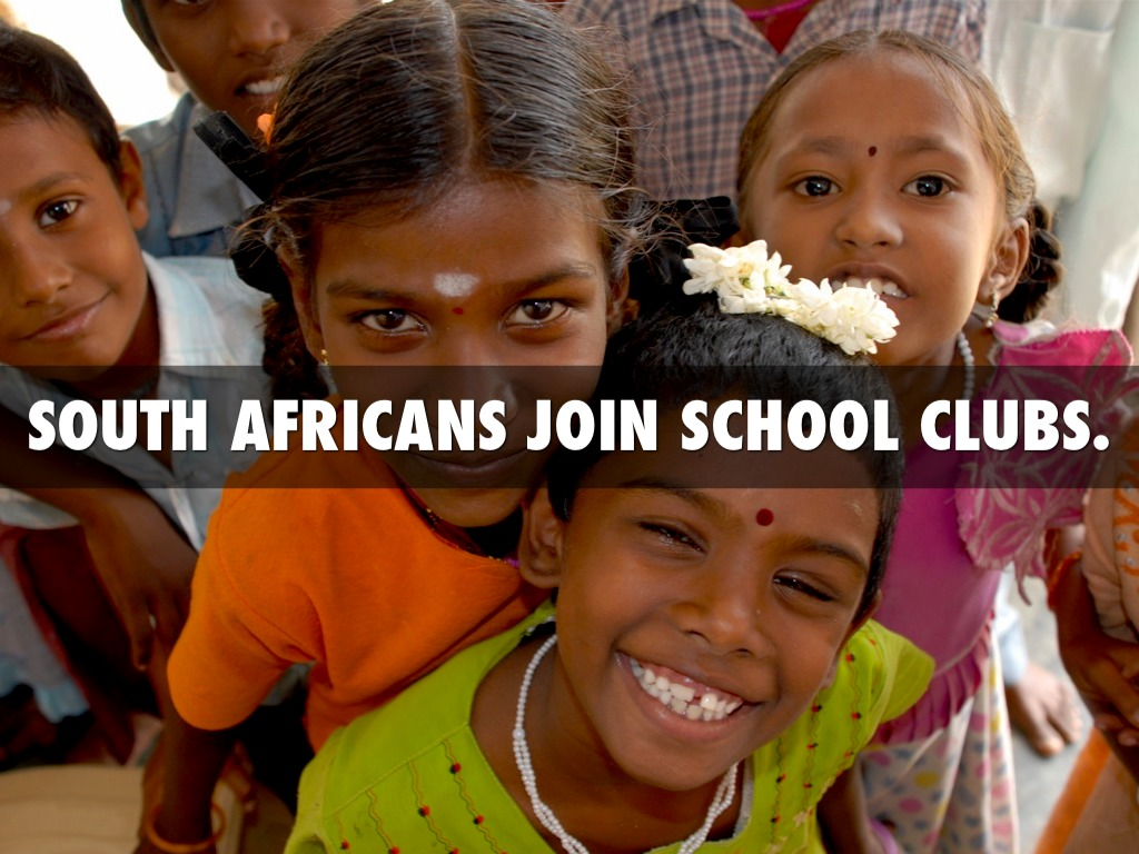 joining school clubs