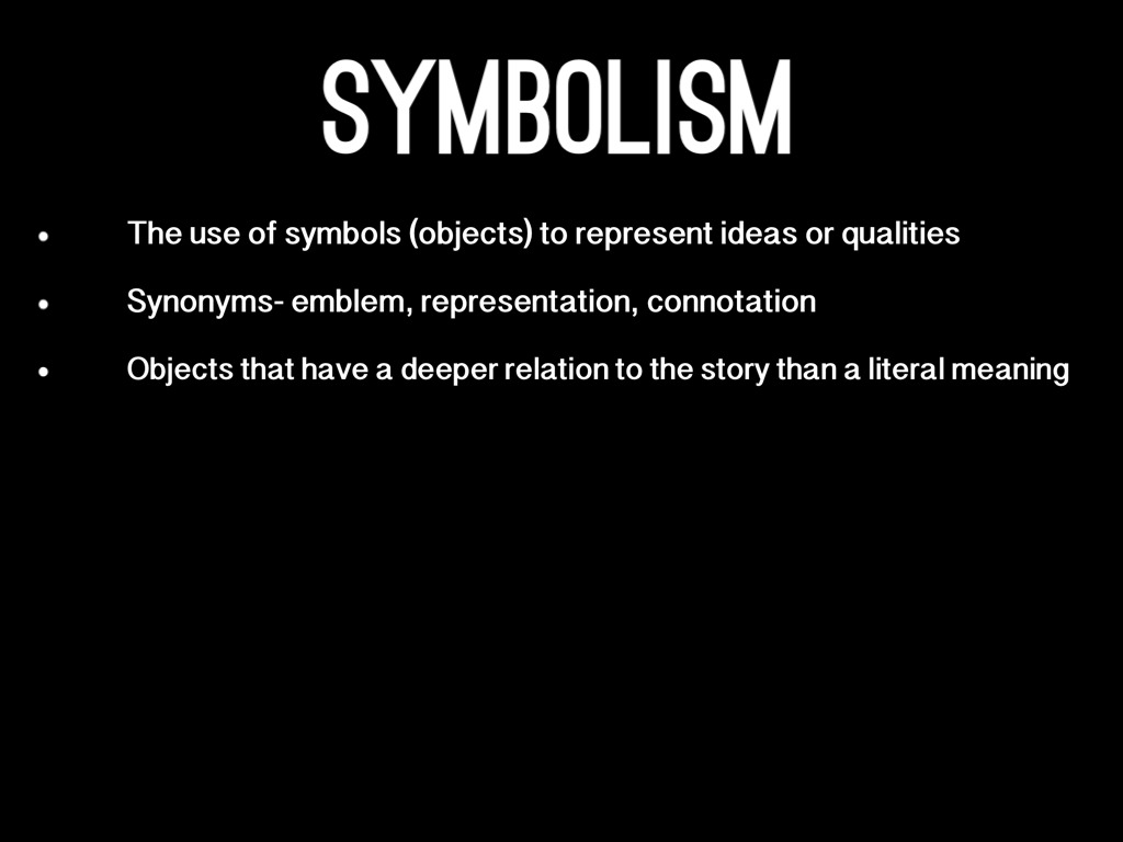Symbolism by renee biocorpaavc Choice Image