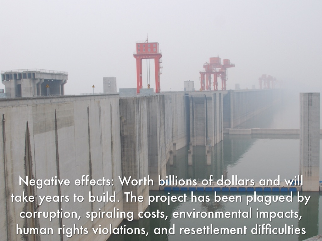Three gorges dam project china s biggest project since the great wall - Positive Effects It Will Provide Energy For Millions Of Chinese The Three Gorges Dam A Project Of Great Weight To Chinese Nation Has Been Completed And