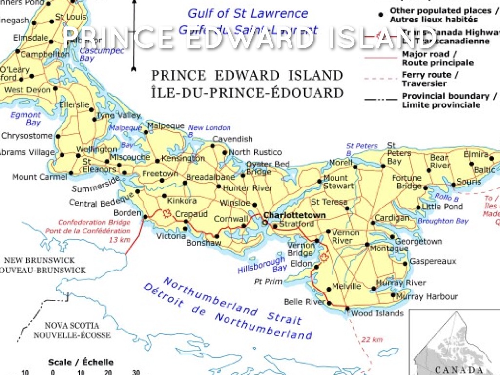 a look at the island of prince edward in the gulf of st lawrence My first evening on prince edward island, i found myself on the shore, scrambling across sun-bleached beach grass to circle an abandoned lighthouse the gulf of st lawrence crashed in moody.