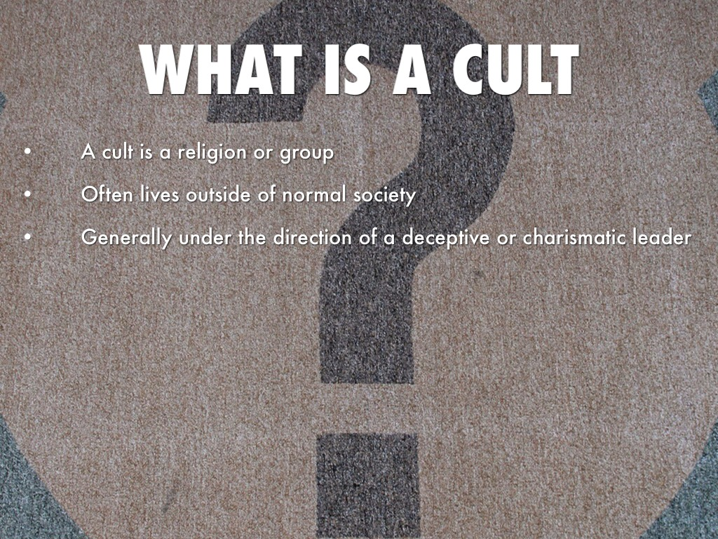 What is a cult 63