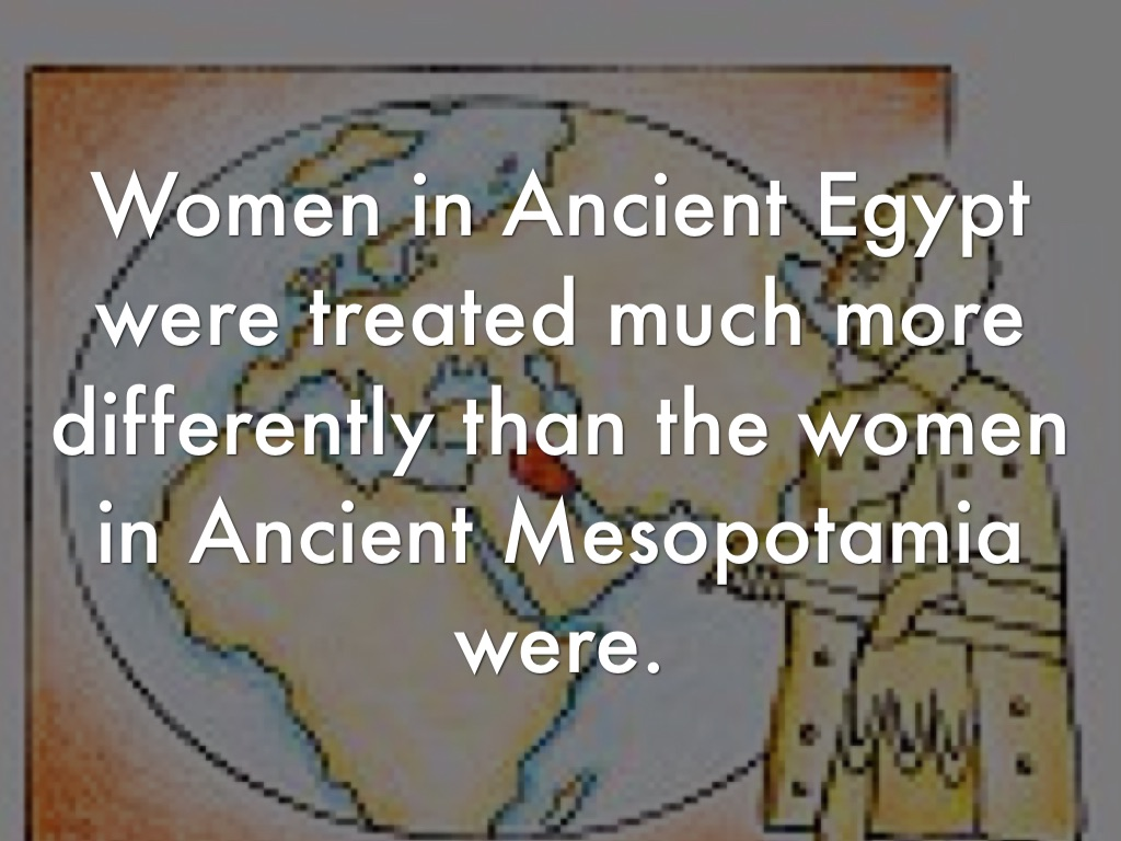The Role Of Women In Ancient Egypt By Maha Ali-7377
