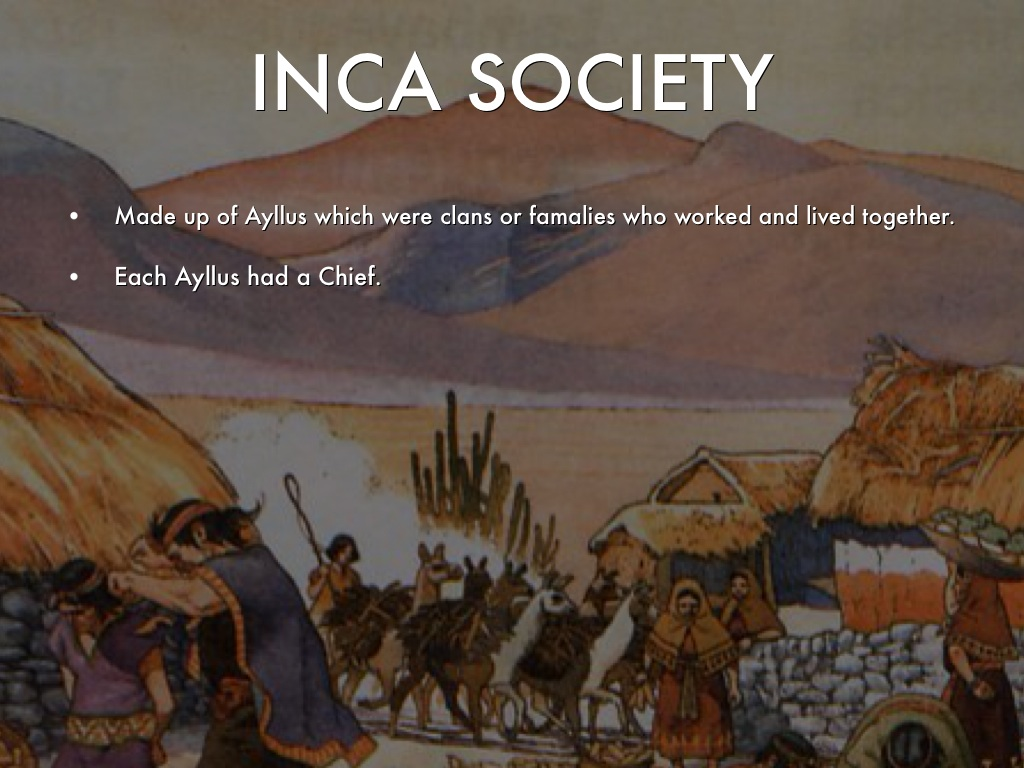 inca social structure in english - photo #33