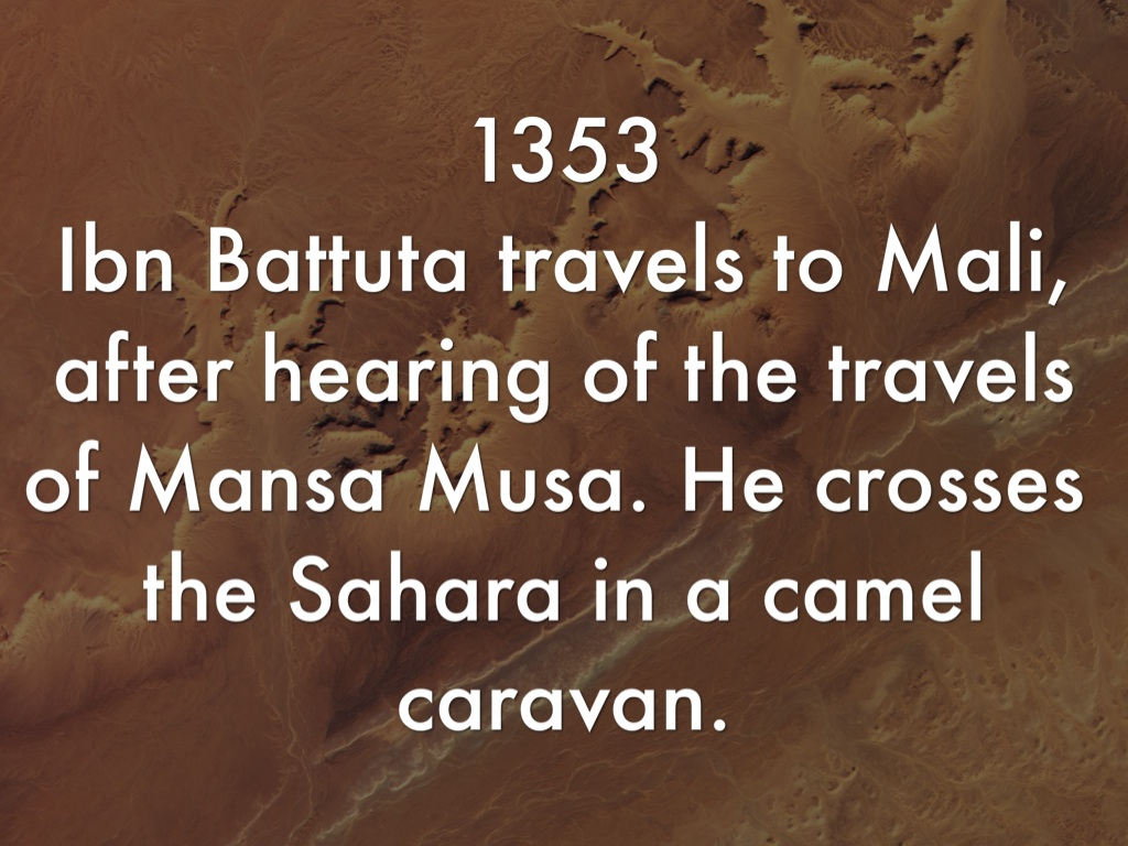 ibn battuta and mansa musa
