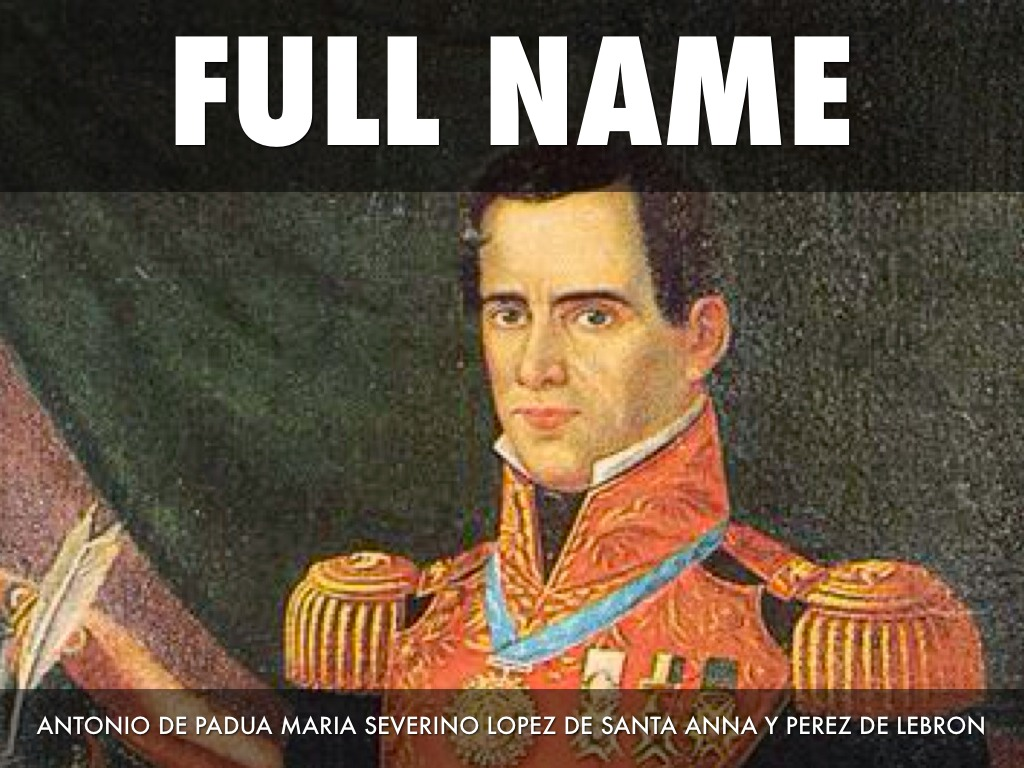 a biography of anotonio lopez de santa anna the napoleon of the west Antonio lópez santa anna was born in the town of jalapa, but grew up in nearby  vera  he even began to call himself the napoleon of the west (napoleon i.