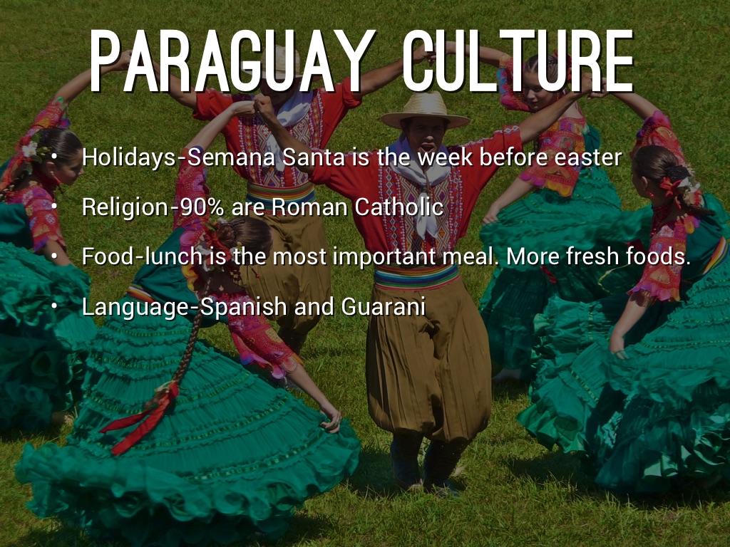 paraguay culture food