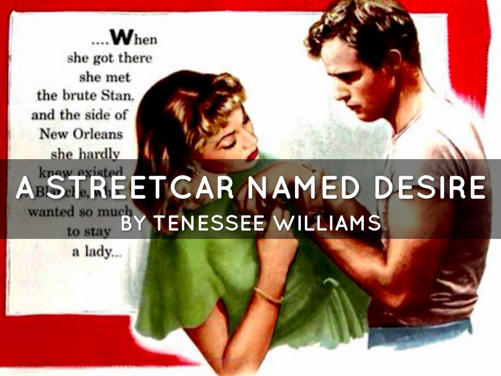 outline for a streetcar named desire Stella classic is powerful tale of abuse, alcoholism read common sense  media's a streetcar named desire review, age rating, and parents guide.